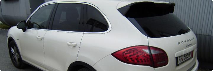 Raycer 20 SR » Porsche Cayenne
