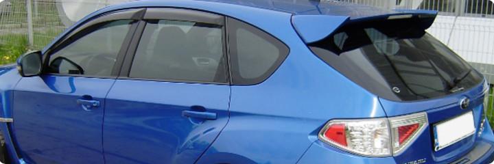 Raycer 36 » Subaru