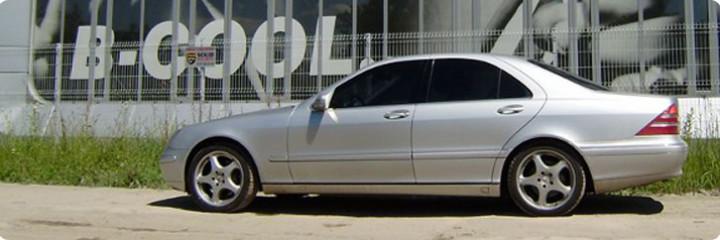 Raycer 20 » Mercedes S