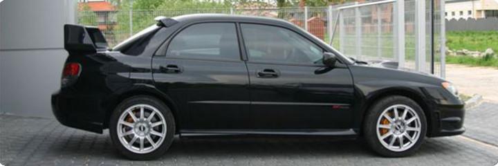 Raycer Plus 35 SR » Subaru