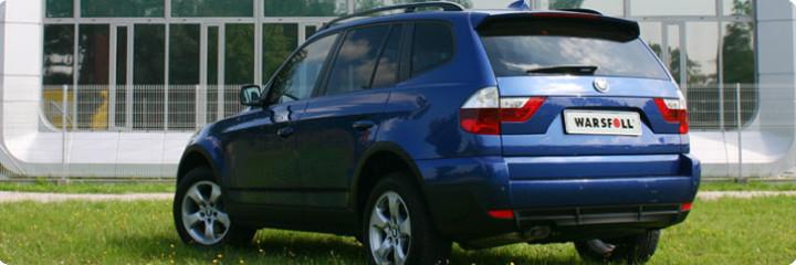 Raycer 20 SR » BMW X3