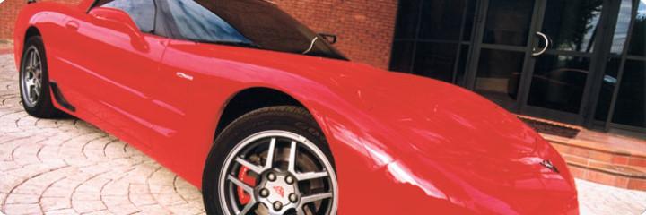 Raycer Plus 20 SR » Corvette