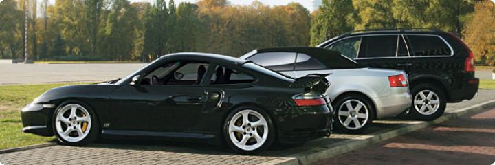 Raycer Plus 35 SR » Porsche | Chrome 10 SR » Audi | Raycer Plus 05 SR » Volvo