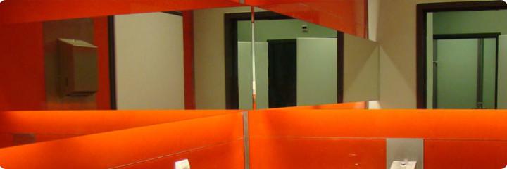 Folie ploterowe » Centrum Biznesowe w Łodzi