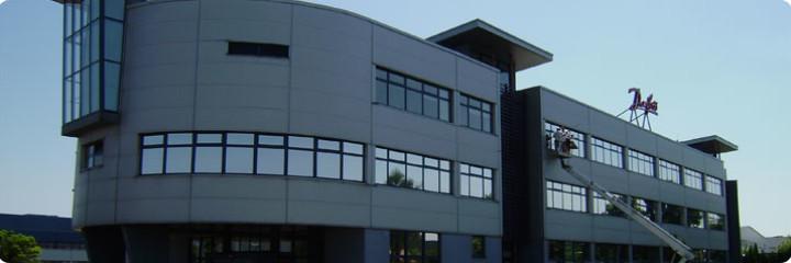 Silver 20 Xtra SR » budynek firmy Danfoss