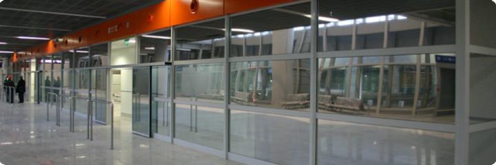 Silver 20 SR » Okęcie, nowy terminal